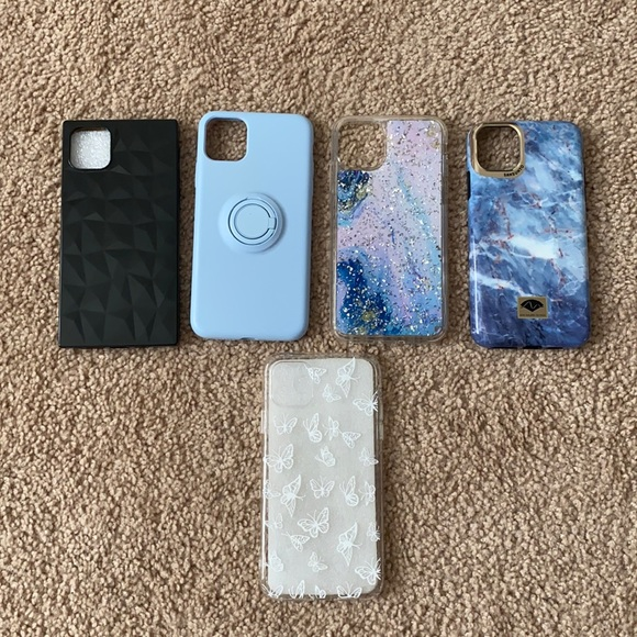 I Phone 11 Pro Max Cases Bundle